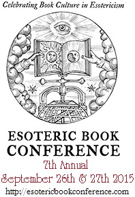 Esoteric Book Conference 2015