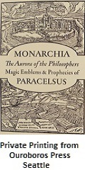 Monarchia of Paracelsus